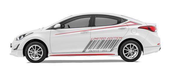 Hyundai Elantra Sport Edition