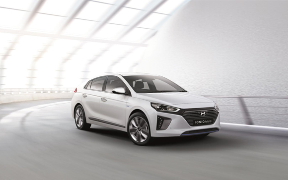 NEW IONIQ HYBRID NOW OPEN FOR BOOKING