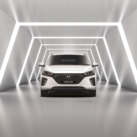 HYUNDAI'S ECO-FRIENDLY HIGH-TECH IONIQ LAUNCHED IN MALAYSIA