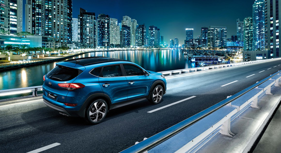 NEW 4WD TUCSON VARIANT WITH PREMIUM AND CONVENIENT FEATURES