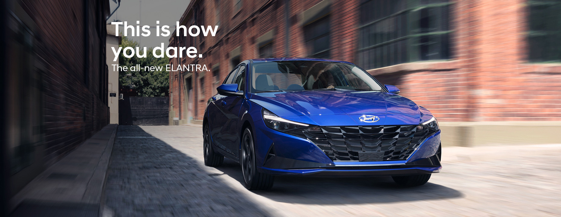 The all-new Elantra